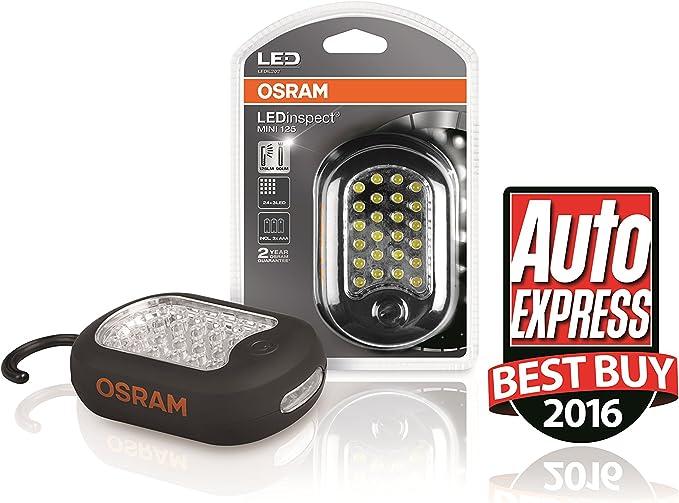 LEDIL 202, Osram LEDinspect Mini 125 à piles DEL Inspection Lampe