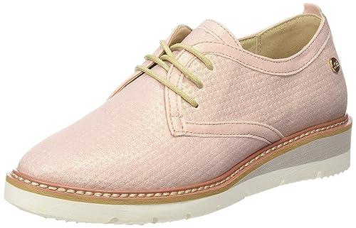 Zapatos rosas con cordones Xti infantiles DSysR