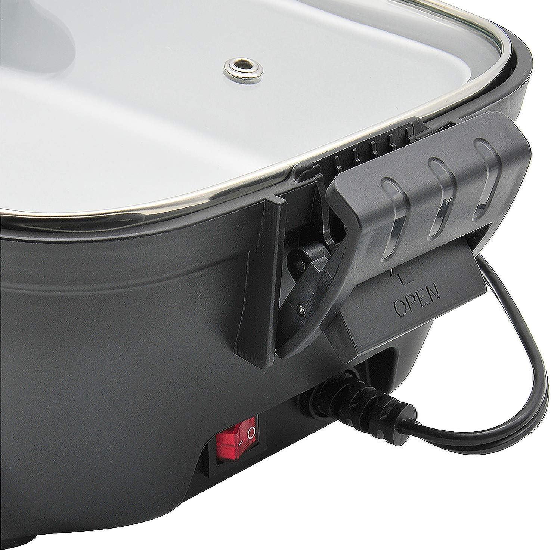 Amazon.com: RoadPro - Asador portátil de 12 voltios para ...