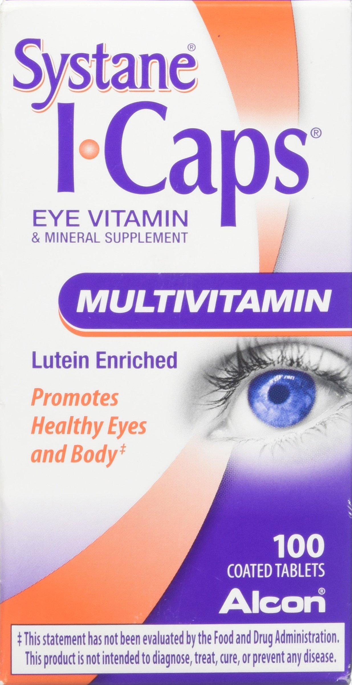 Multivitamin complex for eyes Strix Forte