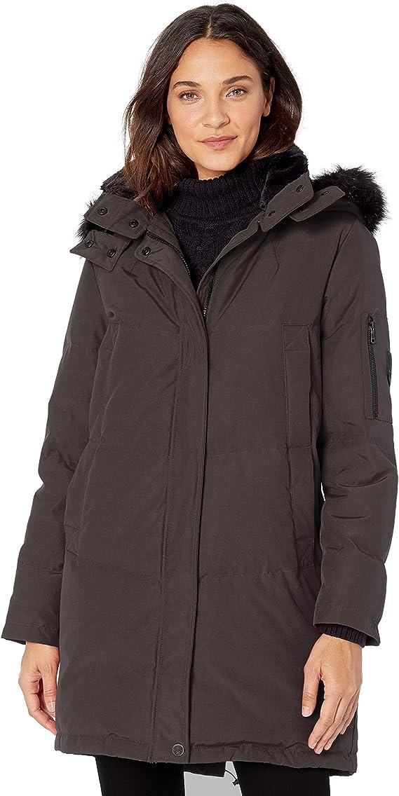 Vince Camuto 中长款女式棉服外套 1折$32.74 海淘转运到手约¥322
