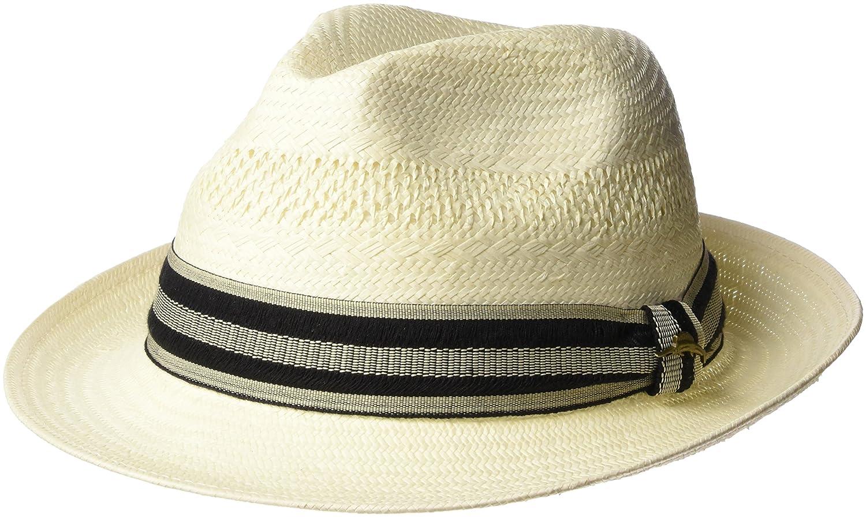 Tommy Bahama Men s Vented Fedora Hat cc6815ae234b