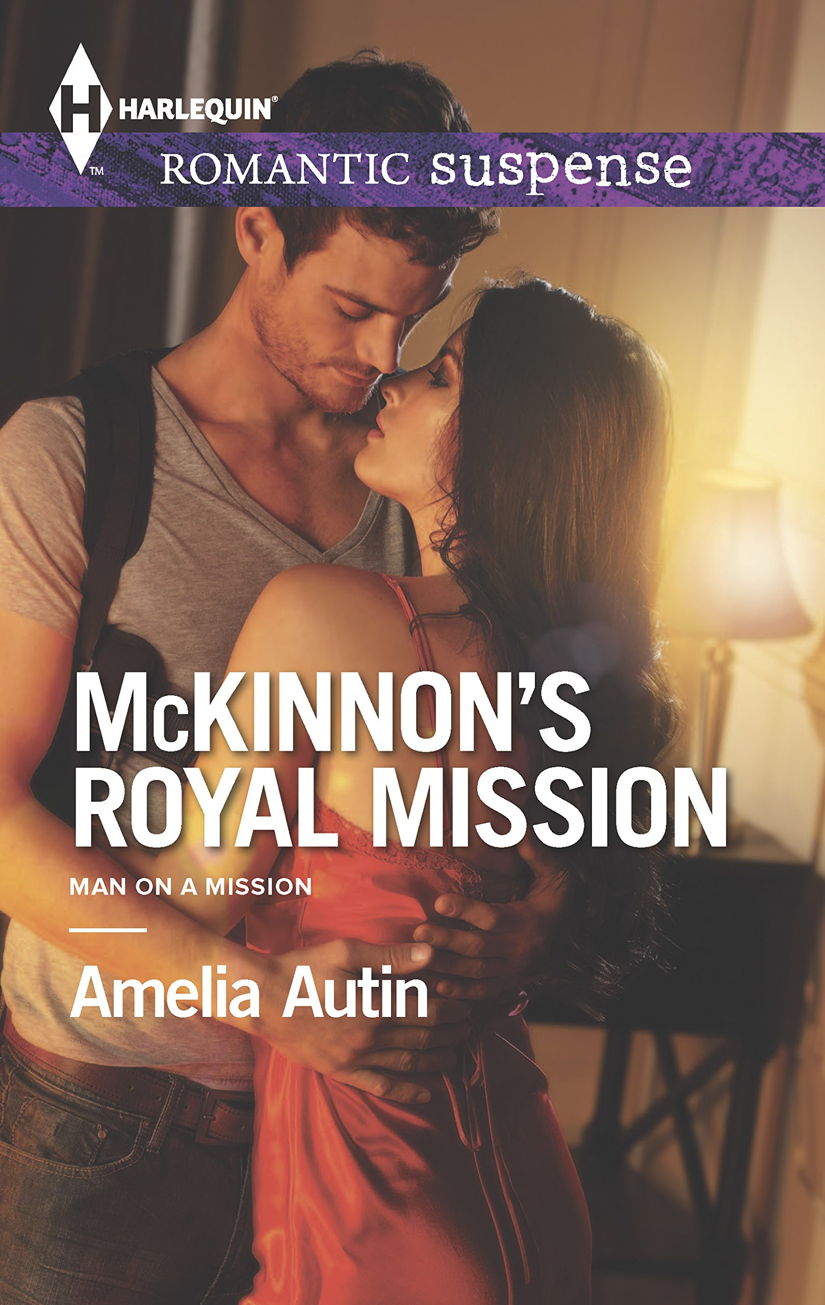 McKinnon's Royal Mission (Man on a Mission) ebook