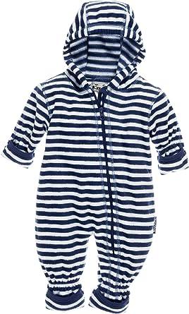 gut kaufen mehr Fotos Vorschau von Playshoes Baby Fleece-Overall Maritim Snowsuit: Amazon.co.uk ...