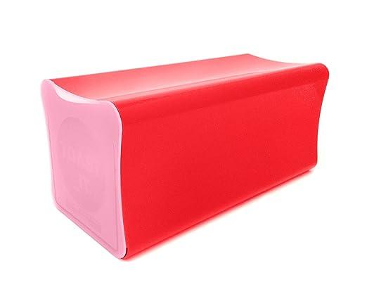 2 opinioni per Outlook Design V843910060 Toast it Portapane, Rosso