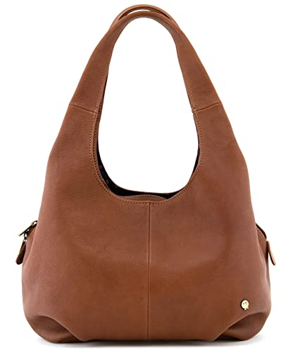 Yoshi Meehan soft, slouchy leather shoulder bag YB31 (Brown)  Amazon.co.uk   Shoes   Bags 435ee7193d