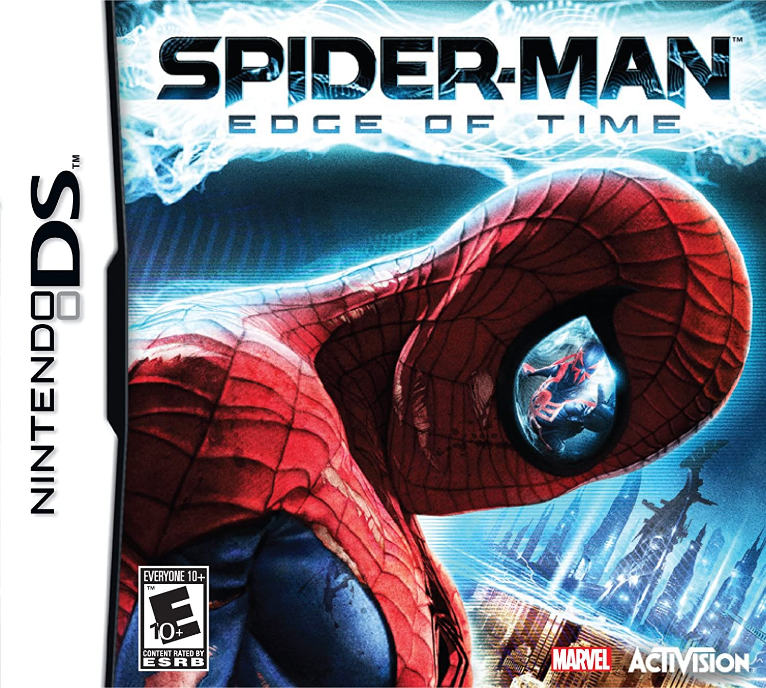 Amazon com: Spider-man: The Edge of Time - Playstation 3