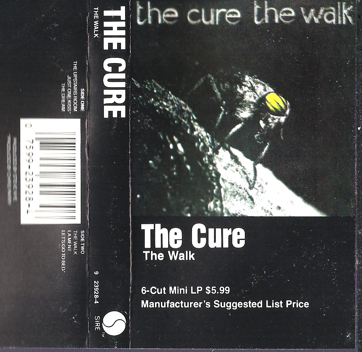 Image result for the cure the walk cover