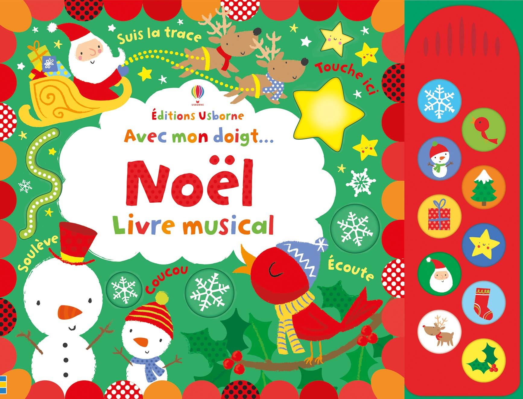 Noel Livre Musical 9781474904070 Amazon Com Books