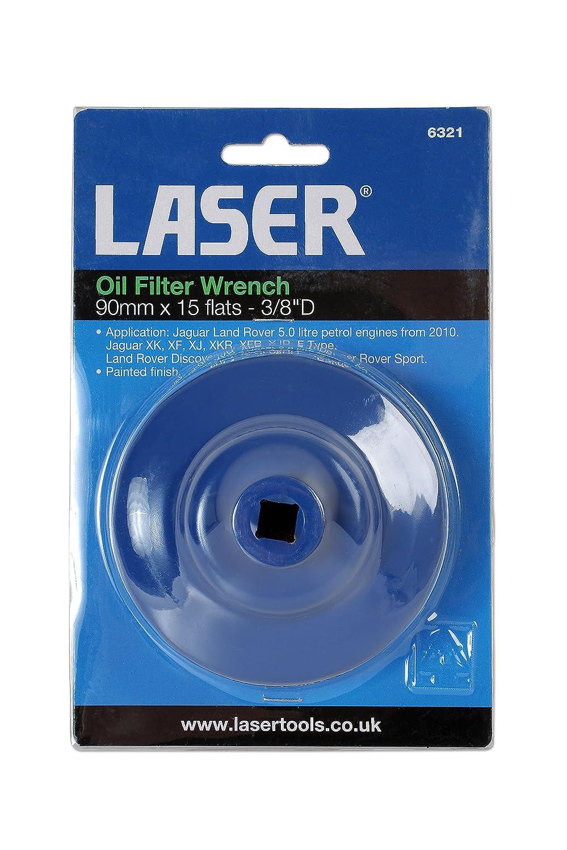 90/mm Laser 6321/15/Apartments /Ölfilterschl/üssel