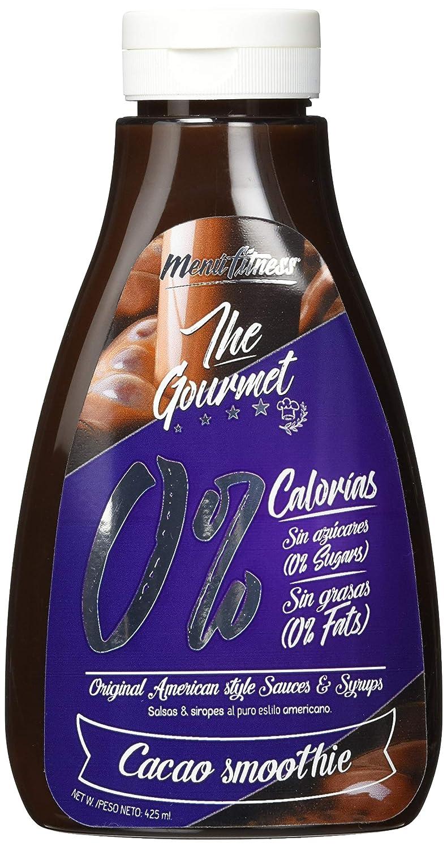 Menu Fitness, Sirope aromático - 6 de 425 ml. (Total 2550 ml.): Amazon.es: Alimentación y bebidas