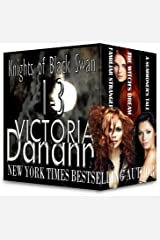 Knights of Black Swan Paranormal Romance Series, Books 1-3: Five Time Winner BEST PARANORMAL ROMANCE SERIES! (Knights of Black Swan Box Set Book 1) Kindle Edition