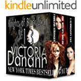 Knights of Black Swan Paranormal Romance Series, Books 1-3: Five Time Winner BEST PARANORMAL ROMANCE SERIES! (Knights of…