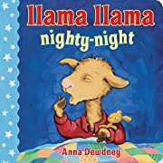 Kids Preferred Llama Llama Red Pajama Nighty-Night Board Book, 7