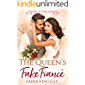 The Queen's Fake Fiancé (Loving a Star Book 4)