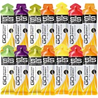 SIS Go Isotonic Energy Gel 60ml Tubes - Mixed Flavours by S.I.S