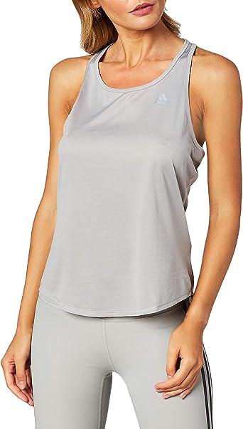 adidas Run It Tank W - Camiseta De Tirantes Mujer: Amazon.es: Deportes y aire libre