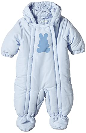 e421e72dcf0e United Colors of Benetton Baby-Boys Bunny Snowsuit