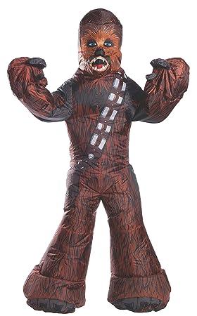 Rubies Disfraz Hinchable para Chewbacca para Adulto - Star Wars ...