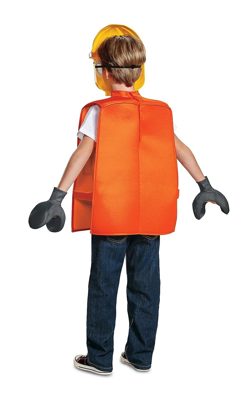 Amazon.com: Disguise Construction Worker Basic Child Costume ...