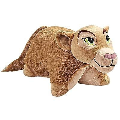 Pillow Pets Disney Lion King Nala Stuffed Animal Plush Toy: Toys & Games