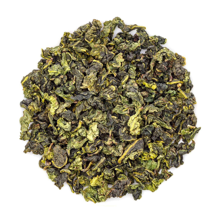 Oriarm 1000g / 35.3oz Anxi Tieguanyin Oolong Tea Loose Leaf - Chinese Tie Guan Yin Tea Leaves Iron Goddess of Mercy - Fujian High Mountain Wulong Green Tea Tikuanyin