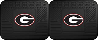 """product image for FANMATS 12280 University of Georgia Utility Mat - 2 Piece , 14""""x17"""""""