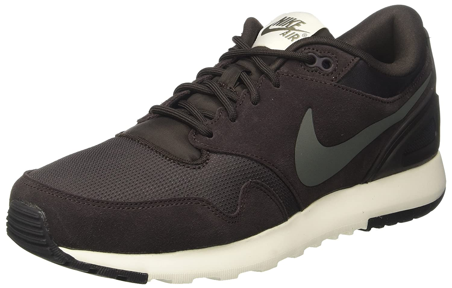 Nike Herren Air Vibenna Gymnastikschuhe, Black/Anthracite-Sail, Eu  425 EU|Braun (Velvet Brown/River Rock/Bright Cactus)