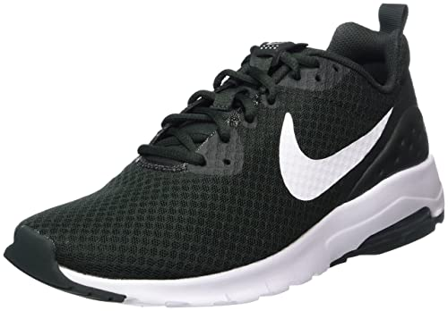 on sale 4ba29 b07ae Nike Women s Air Max Motion LW Running Shoe, Outdoor Green White, ...