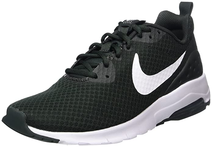 innovative design cc2b4 dd39b Nike Women s Air Max Motion LW Running Shoe, Outdoor Green White, 11 B US   Amazon.in  Shoes   Handbags