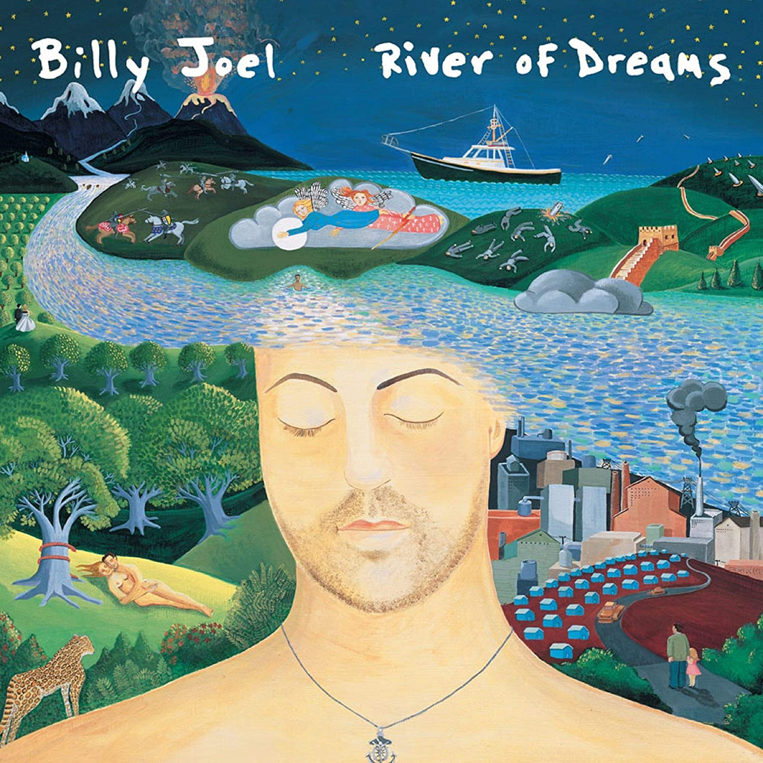 River Of Dreams (180 Gram Translucent Red Vinyl/Limited Anniversary Edition/Gatefold Cover)