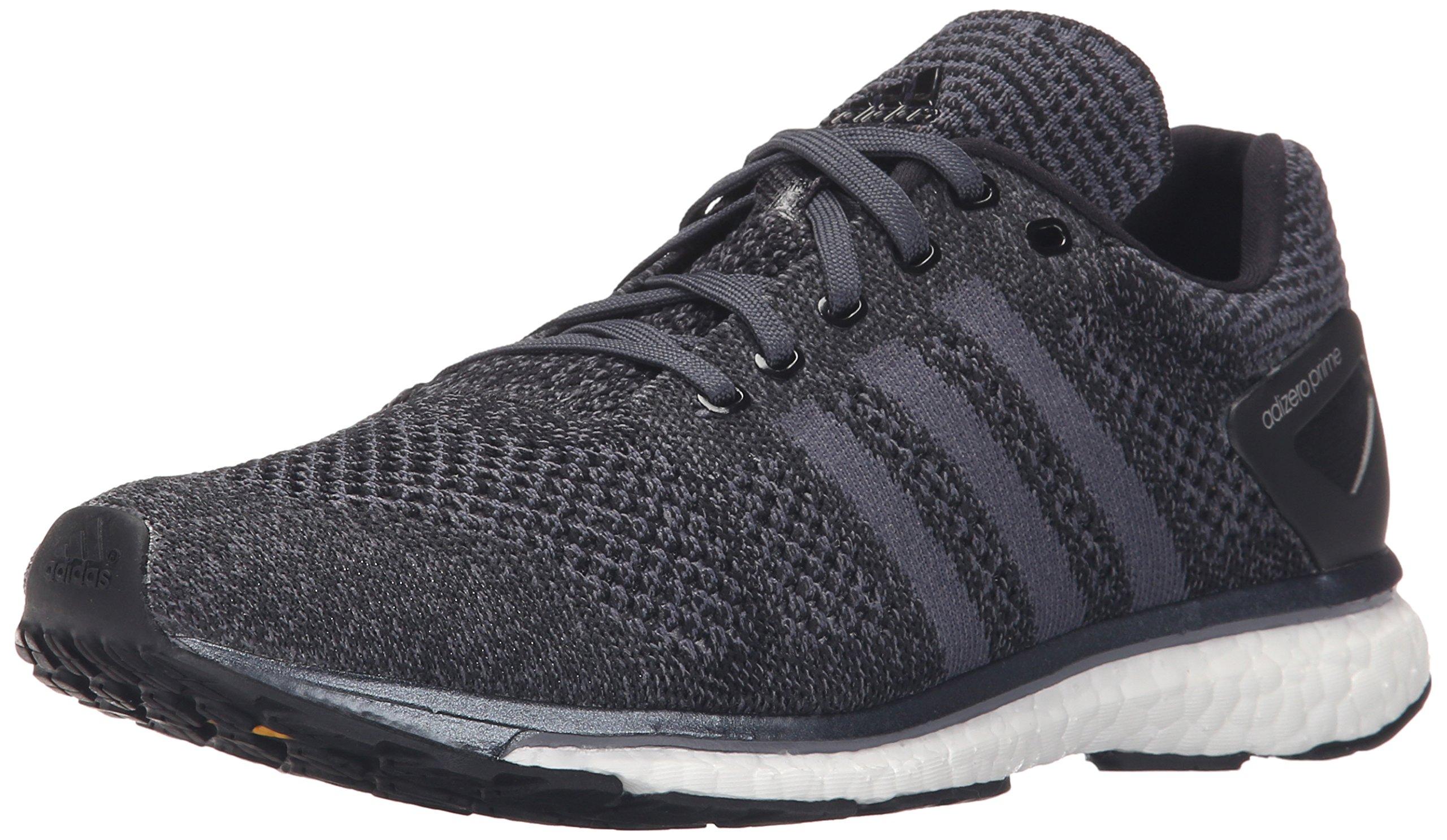 designer fashion c6bea ef3a0 Galleon - Adidas Performance Adizero Prime LTD Running Shoe ,BlackWhiteBlack,7 M US