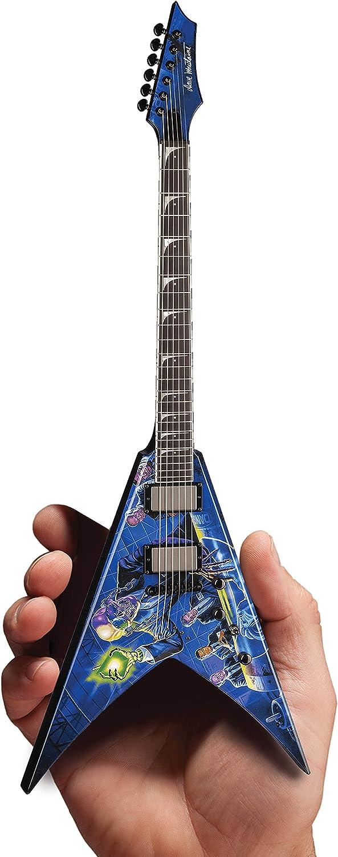 Megadeth Licensed Miniature Guitar//Rust in Peace