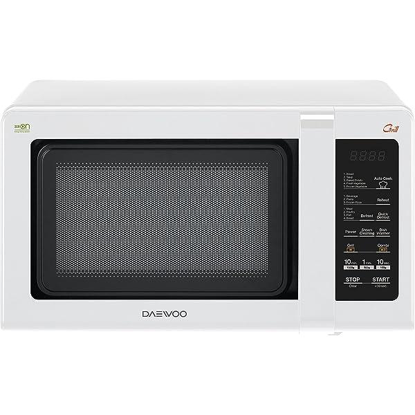Daewoo kqg-662b Horno a microondas con grill 20 L, 700 W, blanco ...