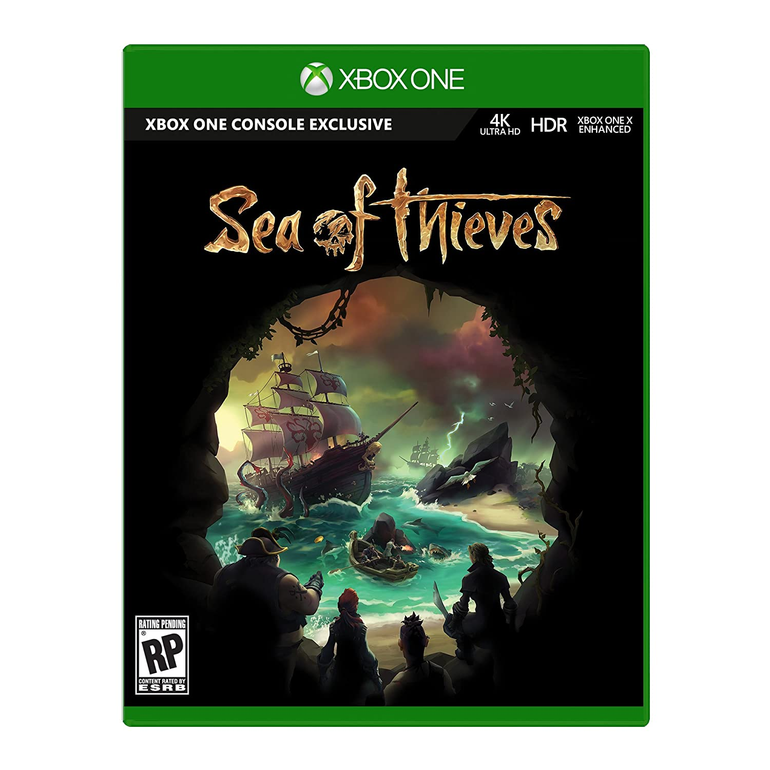 Scribble Drawing Xbox One : Sea of thieves xbox one ebay
