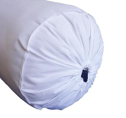 Amazoncom Saffron Bolster Pillowcase Decorative Bed Neck Roll