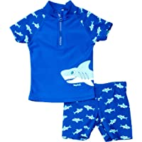 Playshoes UV Protection Bath Set Shark Ropa