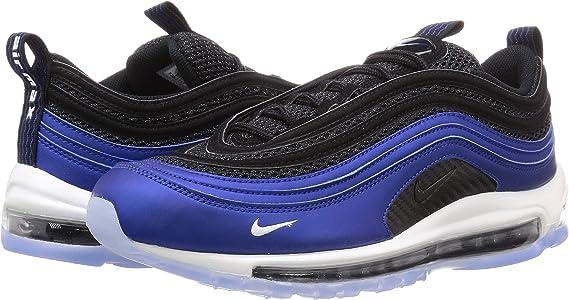 Nike Air MAX 97 QS, Zapatillas de Running para Asfalto para Hombre, Multicolor (Game Royal/White/Black 400), 42 EU: Amazon.es: Zapatos y complementos