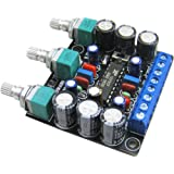 Yeeco BBE Circuit Board Tone Adjustment Volume Control Car Amplifier Upgrade DIY 2 Channel DC 9-35V