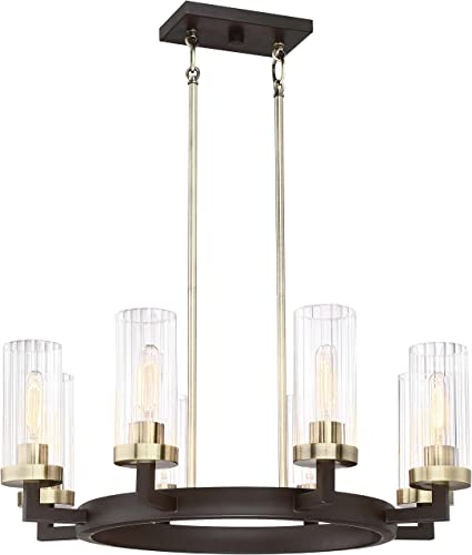 Minka Lavery Chandelier Pendant Lighting 3048-560 Ainsley Court Dining Room Fixture