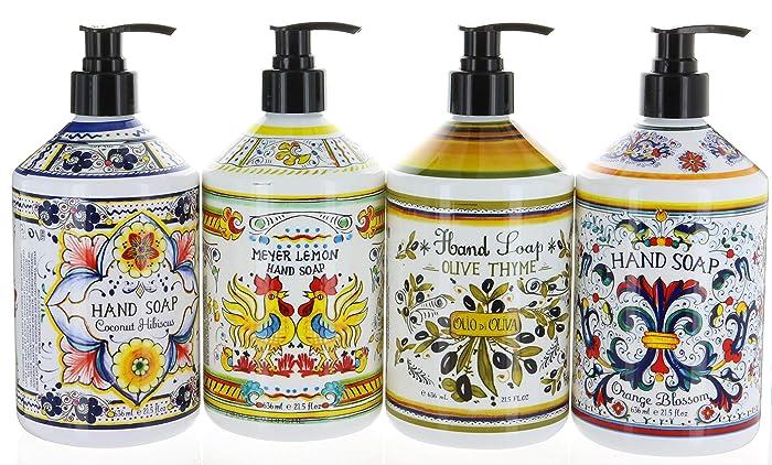 Top 10 Fall Liquid Hand Soap Decor Collection