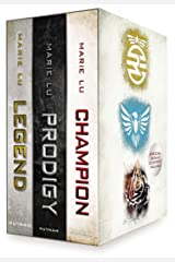 The Legend Trilogy Hardcover