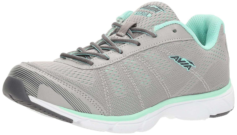 Avia Women's Avi-Rove Sneaker B01N536KFS 9.5 W US|Penguin Grey/Mint Breeze/Steel Grey