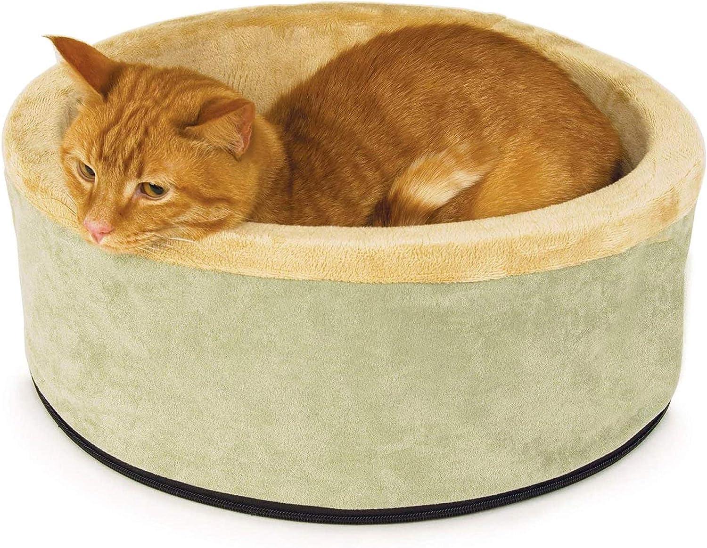 K&H Heated Cat Bed