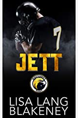 Jett: A Football Romance (The Nighthawk Series Book 4) Kindle Edition