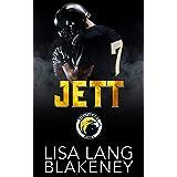 Jett: A Football Romance (The Nighthawk Series Book 4)