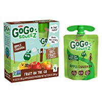 Deals on 48-Pack GoGo squeeZ Applesauce Apple Cinnamon 3.2 oz