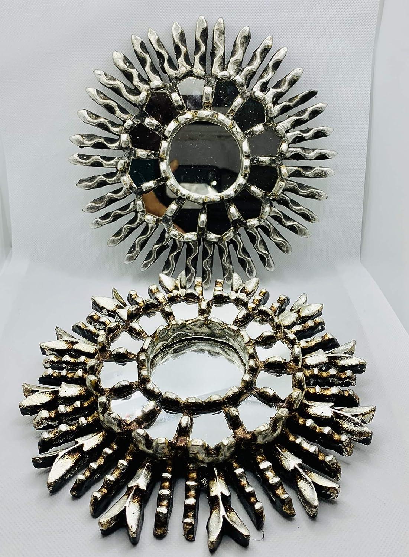 Handmade Colonial Mirror.