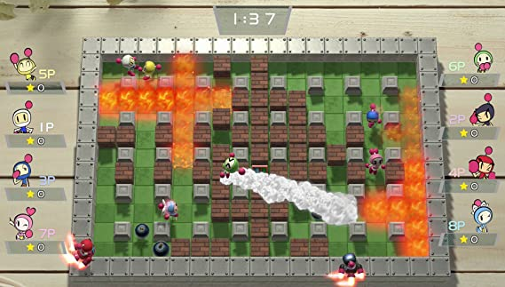 Super Bomberman R [Importación Alemana]: Amazon.es: Videojuegos