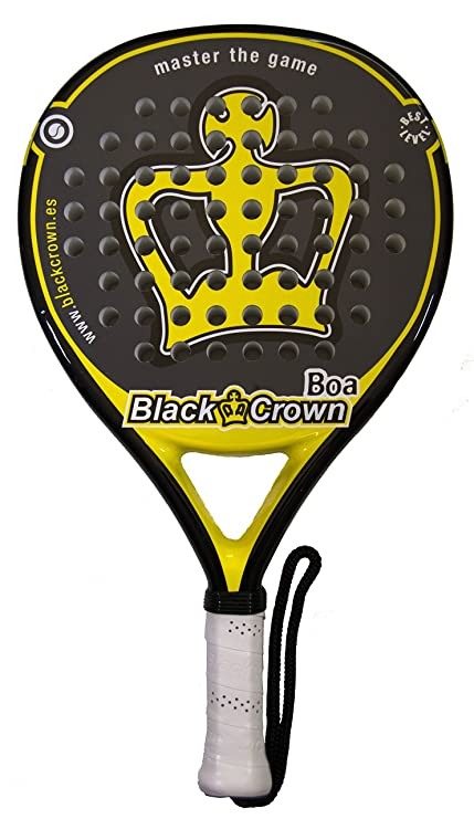 pala de padel Black Crown Boa 2015